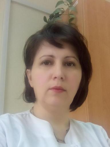 Литвинова Галина Владимировна