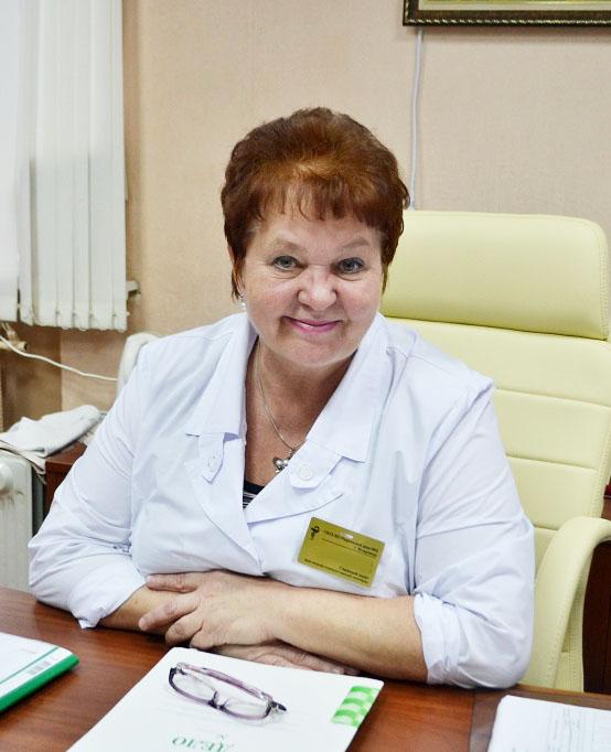 Кирюхина Ирина Михайловна